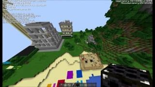 Weather/Tornadoes Mod Review - Minecraft 1.4.7 W/Kevin ��������� ���������� �������