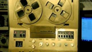 reel tape recorder ���������� �����-111 -�������!