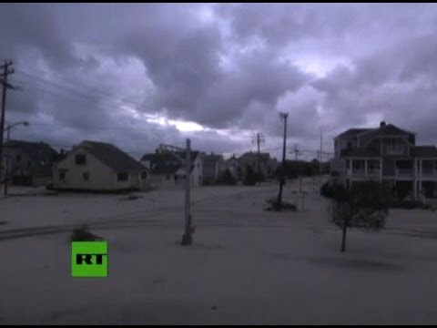 "Ураган ""Сэнди"" в США (ТРАНСЛЯЦИЯ) / Superstorm Sandy LIVE ураган сэнди видео сша трансляция катастрофа в нью йорке 2012 ураган сэнди видео"